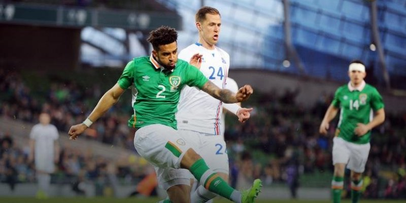 Irlandia - Islandia 0:1
