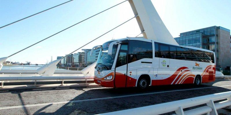 Impas w rozmowach związkowców z władzami Bus Eireann