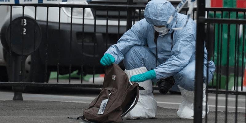 Policja w Londynie wykryła spisek terrorystów