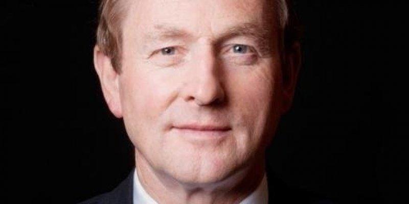 Enda Kenny zrezygnował ze stanowiska premiera