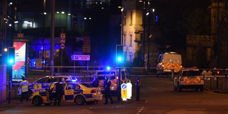 Wybuch w Manchesterze na koncercie, 22 ofiary śmiertelne