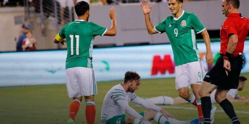 Meksyk towarzysko pokonał Irlandię