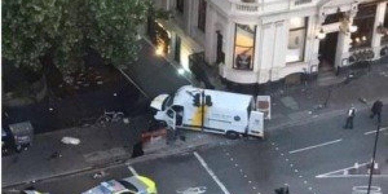 7 osób zginęło w zamachu w Londynie