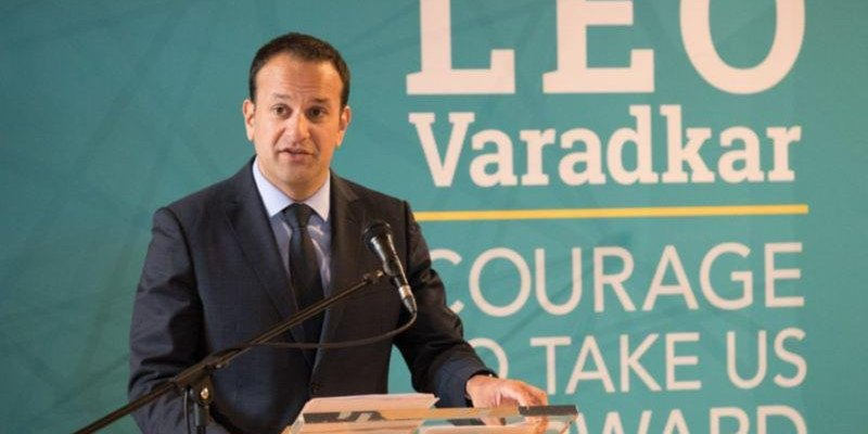 Leo Varadkar nowym premierem Irlandii