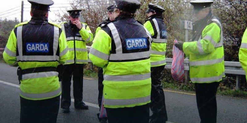 Garda patroluje największe irlandzkie miasta