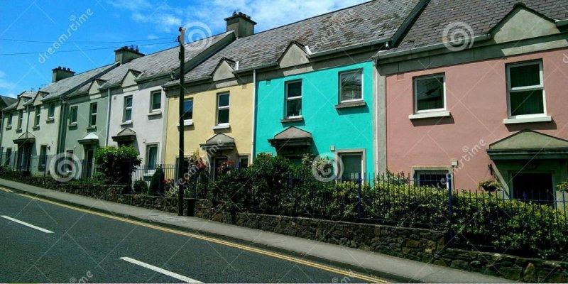 Domy w Irlandii podrożały o 10 procent