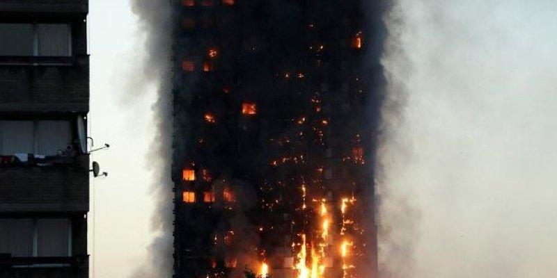 50 osób rannych w pożarze w Londynie, są ofiary śmiertelne