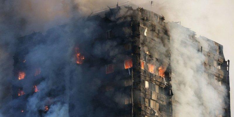 Już 12 ofiar pożaru wieżowca w Londynie, 70 rannych, w tym Polacy