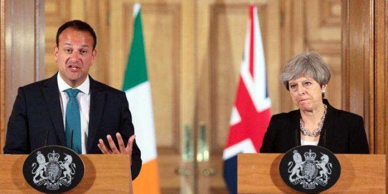 Premier Irlandii dobrej myśli po rozmowach z premier Wielkiej Brytanii