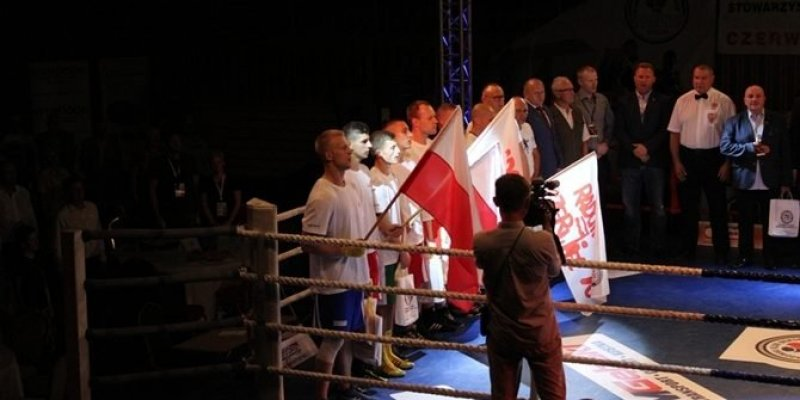 Remis w bokserskim meczu Polski z Irlandią