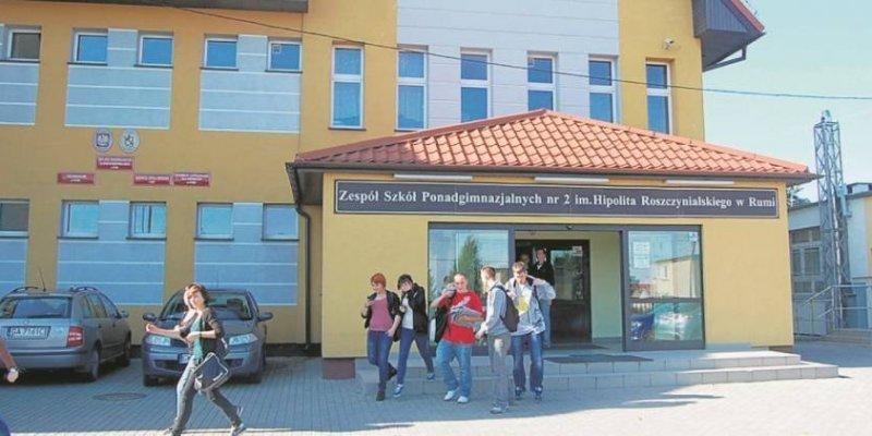 Polscy uczniowie na praktykach w Cork