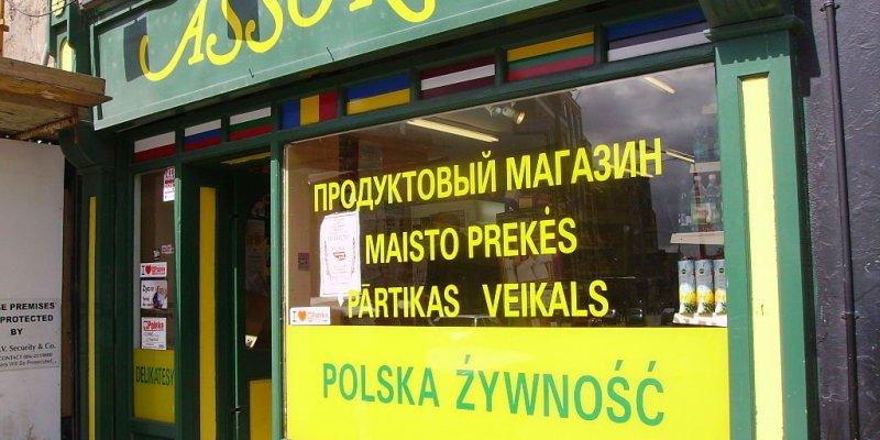 Spadają zarobki polskich emigrantów w UE