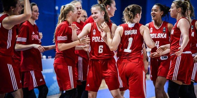 Polskie koszykarki w Dublinie pokonały Bułgarię