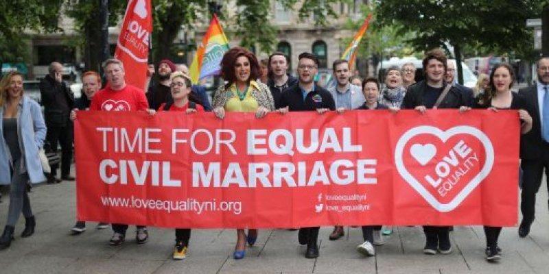 Irlandia Płn. nie zgadza się na małżeństwa jednopłciowe