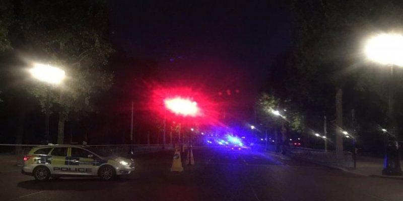 Atak na policjantów przy Pałacu Buckingham