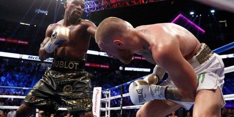 McGregor przegrał z Mayweatherem