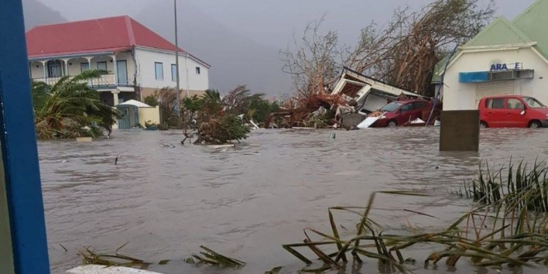 Huragan Irma zabił 7 osób. Teraz Kuba