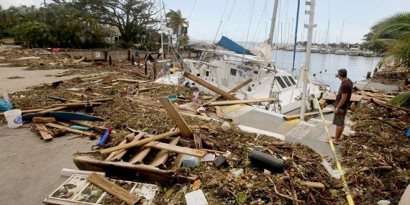 6,2 mln ludzi bez prądu po przejściu Irmy przez Floridę