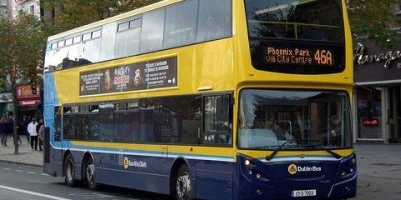 Dublin zmienia trasę linii 21