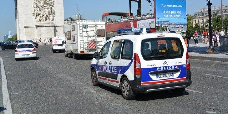 Eksplozja w Paryżu przed ambasadą Jordanii