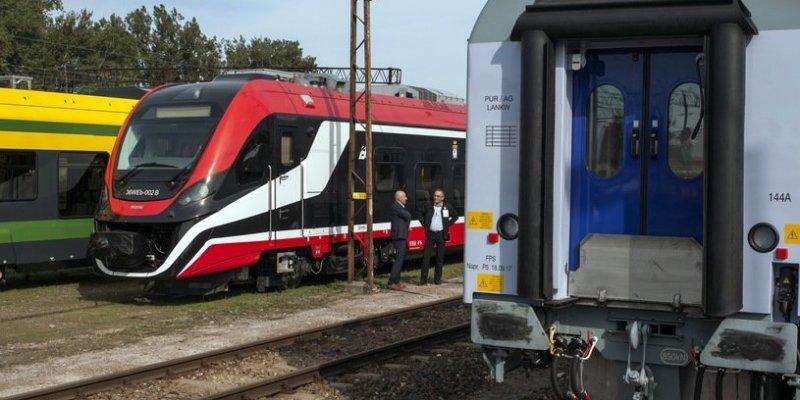 Wypadek pociągu na Pomorzu