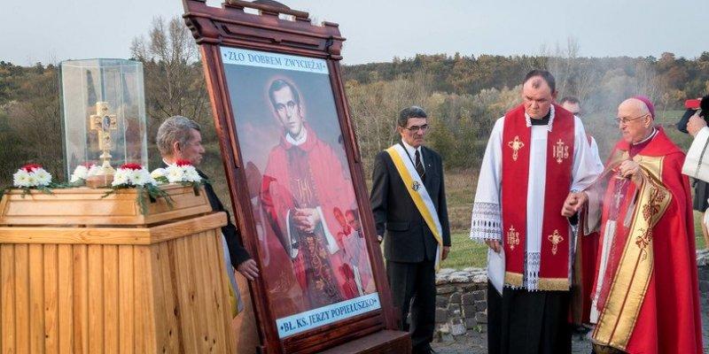 33 lata temu zabito księdza Popiełuszkę