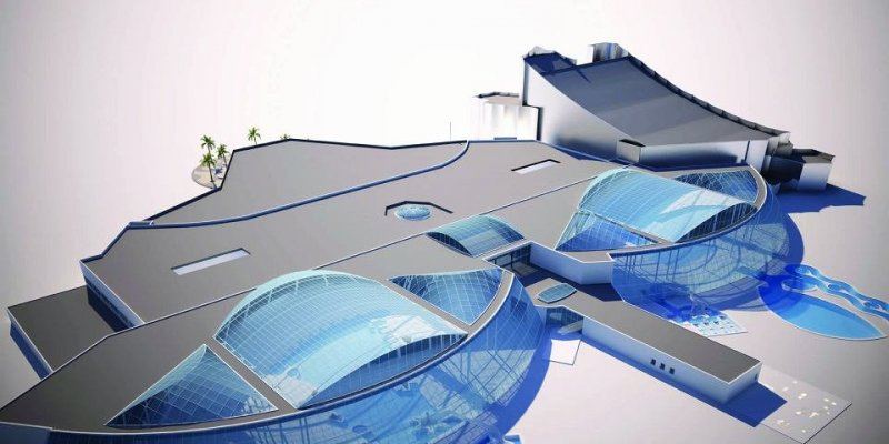 W Mszczonowie powstaje największy aquapark w Europie