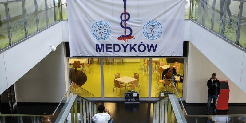Środa w Małopolsce dniem bez lekarza