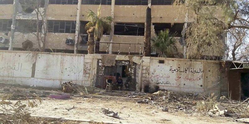 Zamach bombowy w Syrii