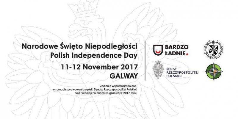 W Galway w sobotę i niedzielę obchozimy Święto Niepodległości