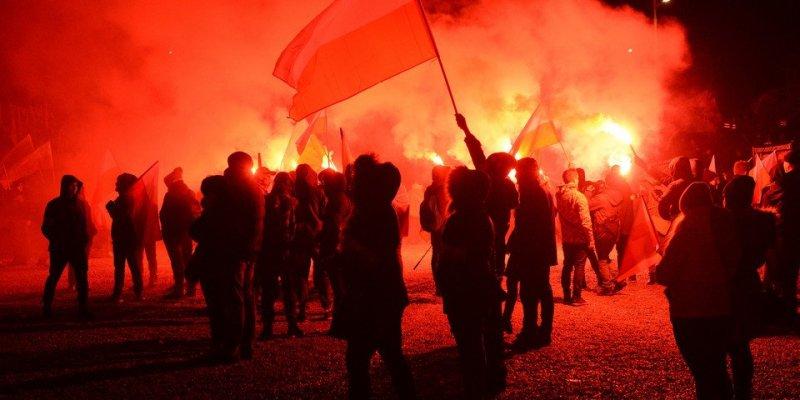 W całej Polsce marsze z okazji Dnia Niepodległości