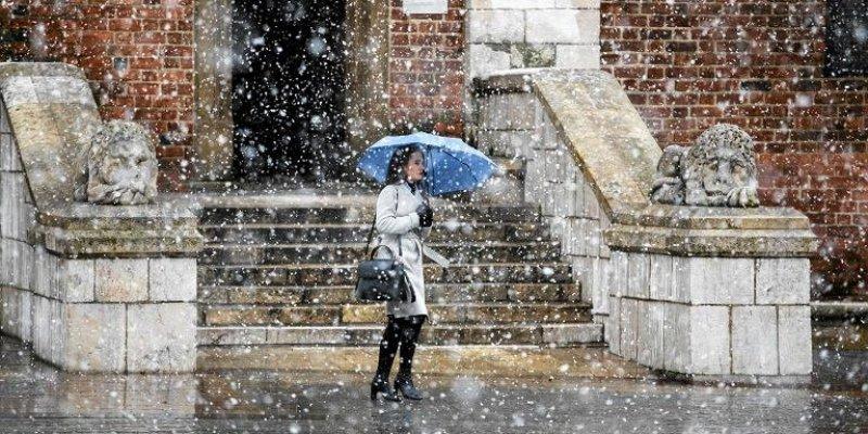 W Polsce spadnie pierwszy śnieg