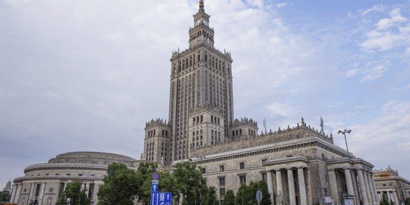 Pałac Kultury zniknie z Warszawy?