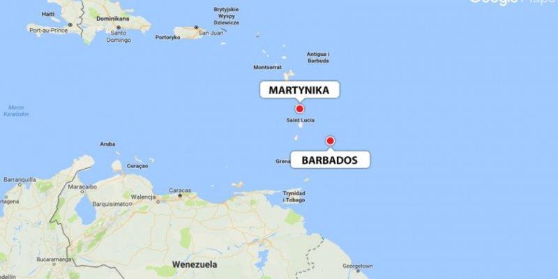 Jacht z Polakami zaginął na Atlantyku