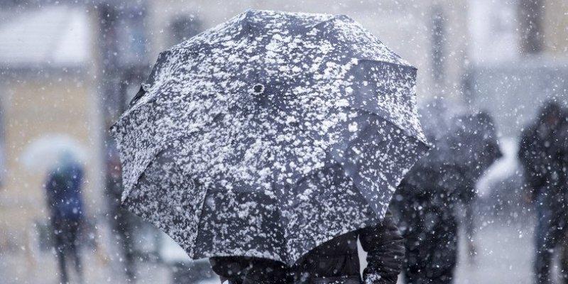 Siedem polskich województw zagrożonych dużymi opadami śniegu