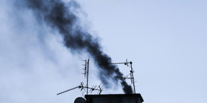 Południe Polski tonie w smogu