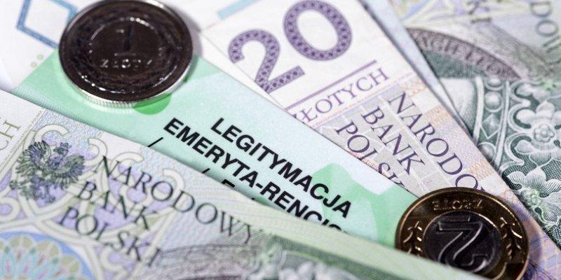Najniższa polska emerytura wynosi 10 groszy