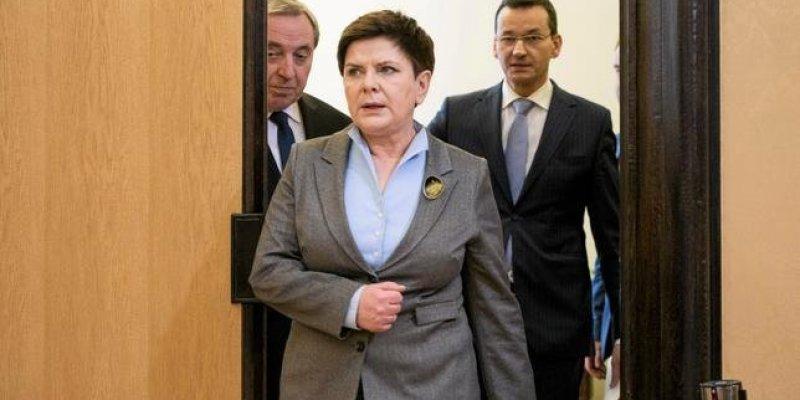 Mateusz Morawiecki premierem zamiast Beaty Szydło