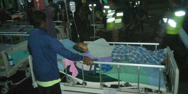 Trzęsienie ziemi w Indonezji, zagrożenie tsunami