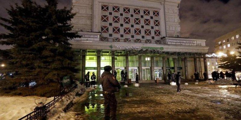 Zamach terrorystyczny w Sankt Petersburgu