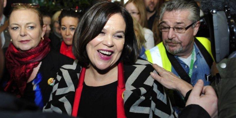 Mary Lou McDonald nową przewodniczącą Sinn Fein