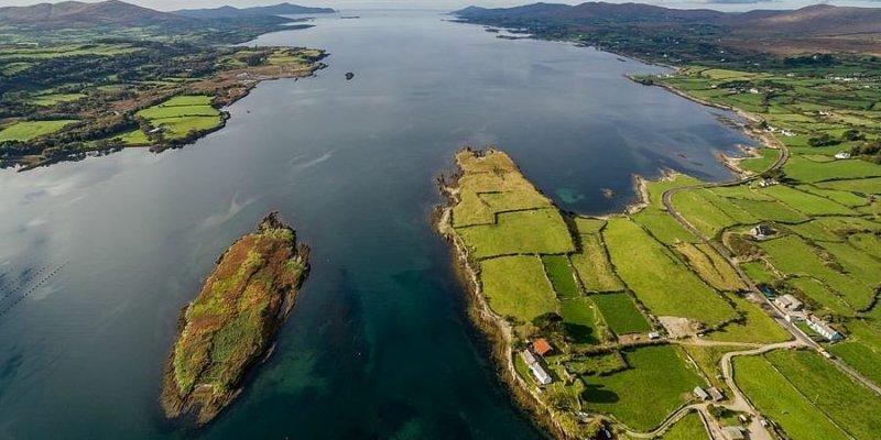 Wyspa w West Cork do kupienia przez każdego