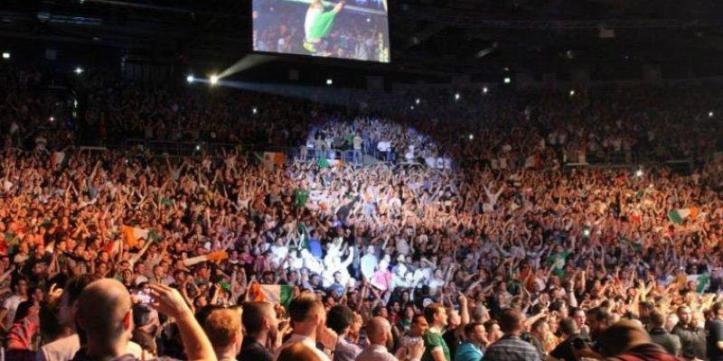 27 maja gala MMA w Dublinie