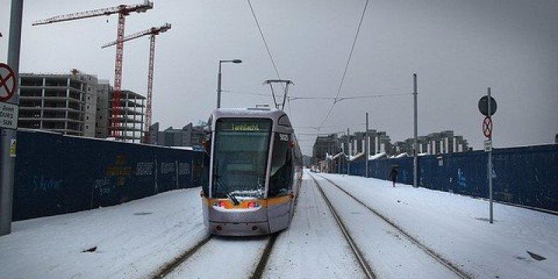Transport w Dublinie wraca do normy