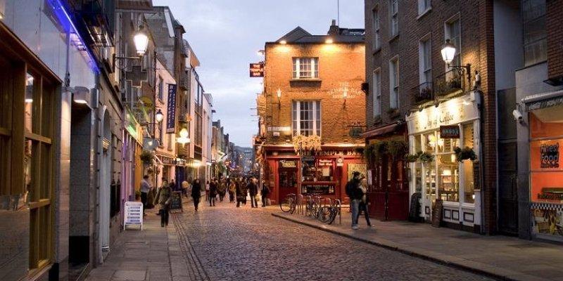 Dublin przed Londynem w rankingu najdroższych miast