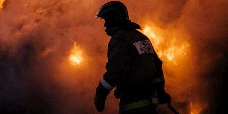 Pożar hotelu w Dublinie