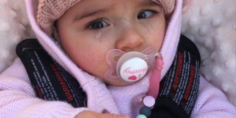 Apel o pomoc dla malutkiej Sary z Cork