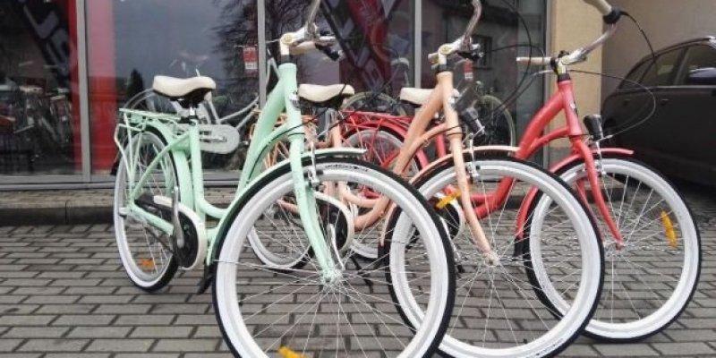 Garda w Dublinie używa rowerów jako przynęty na złodziei