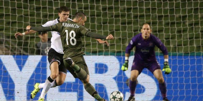 Legia zagra z Cork City w eliminacjach Ligi Mistrzów