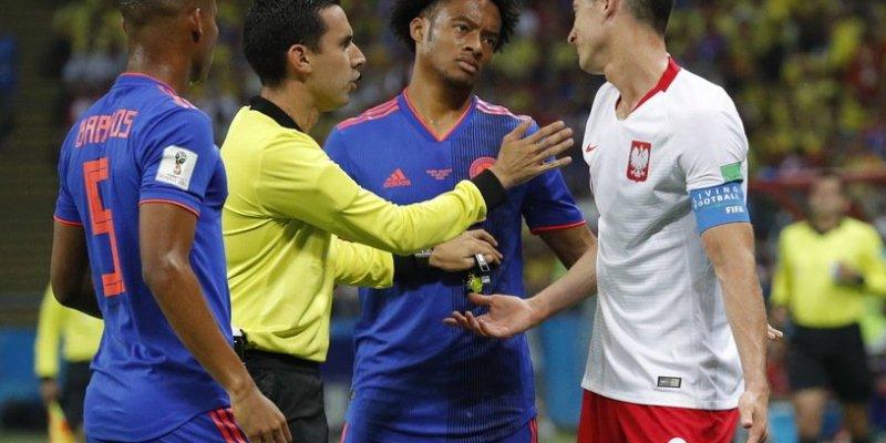 Po 0:3 z Kolumbią reprezentacja Polski odpadła z mistrzostw świata